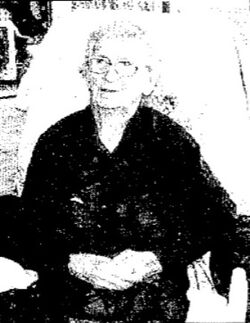 Evangeline Saulnier