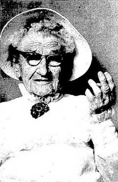 Bessie Waldern