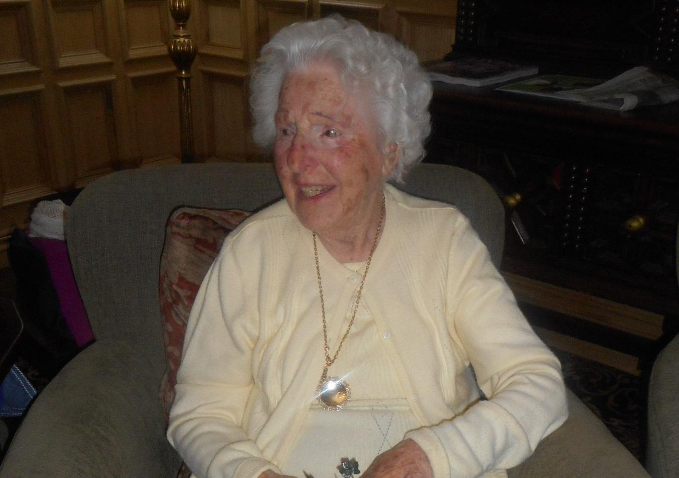 Lilian Ward