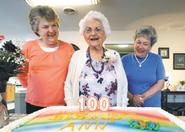 Anne Feth 100