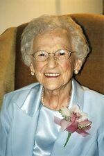 Gertrude Marshall