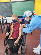 Evangelista Luisa Lopez vaccine