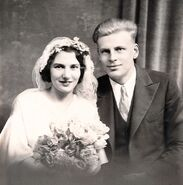Cyrus and Olive Myhre
