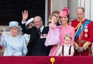 Prince Philip June 2017