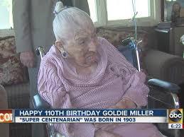 Goldie Miller