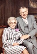Olive and Cyrus Myhre