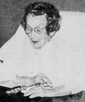 Margaret Richey