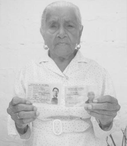 Claudina Higuita de Robledo