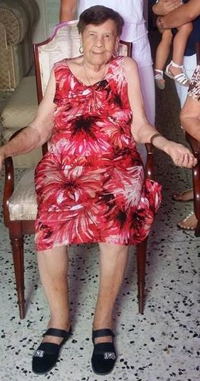 Carmen Porras Florez de Carbonell
