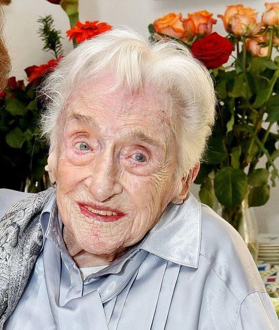 Edelgard Huber von Gersdorff