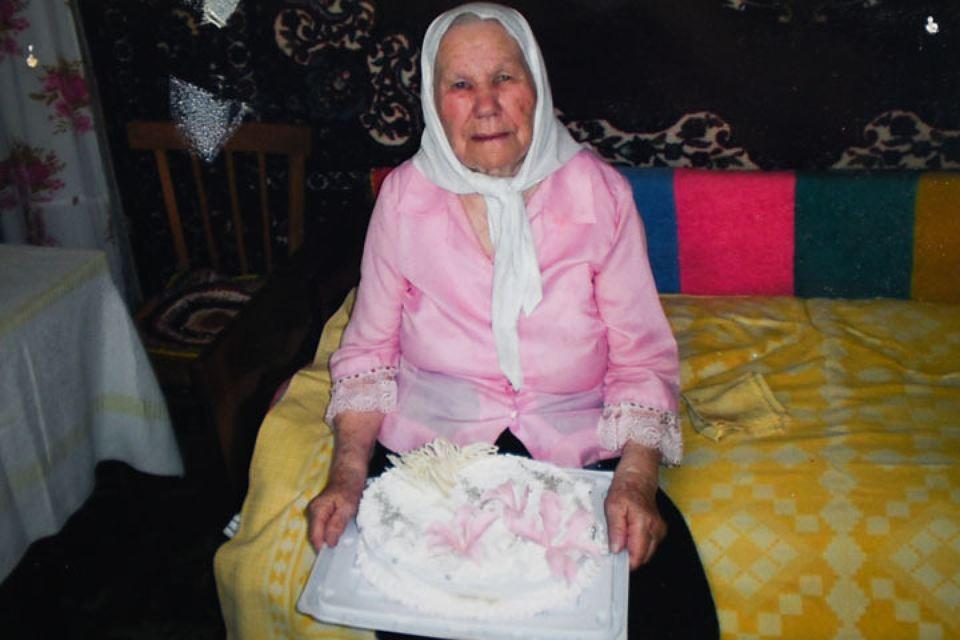 Marfa Yakovlevna Meshcheryakova