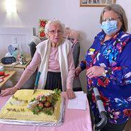Jessie Prowse 110th