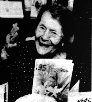 Ethel Tuck