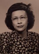 Julia Kabance 1950