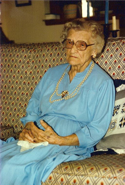 Florence Kinberger
