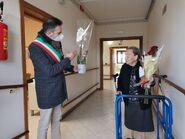 Maria Mochi 107 mayor