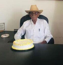 Otilio Dominguez Santos