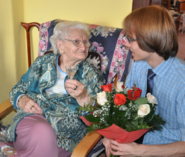 Tekla Juniewicz 111th birthday