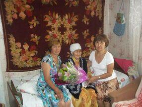 Zhumaziya Aytmukhambetova
