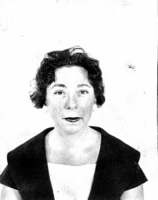 Henrietta Dobin in 1959