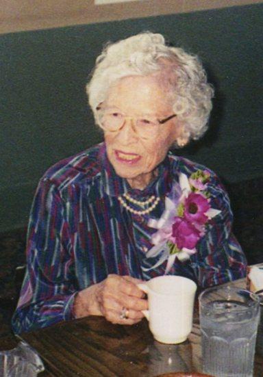 Dora McRae