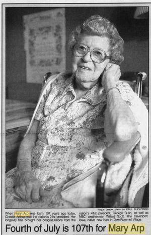 Mary Arp