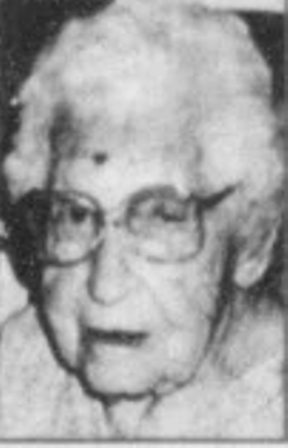 Frieda Staaf