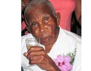 Sisnett at the age 107