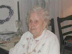 Gladys Swetland