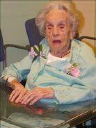 Isabella Hayes 110th birthday