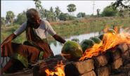 Karre Mastanamma cooking