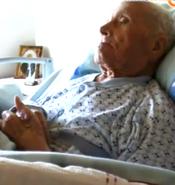 Antonio de Castro 111 years old