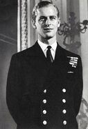 Prince Philip 1940