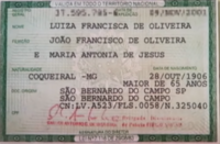 Luiza Francisca de Oliveira2