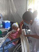 Maria Guadalupe Olvera Barron vaccine