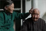 Hu Amei April 2006