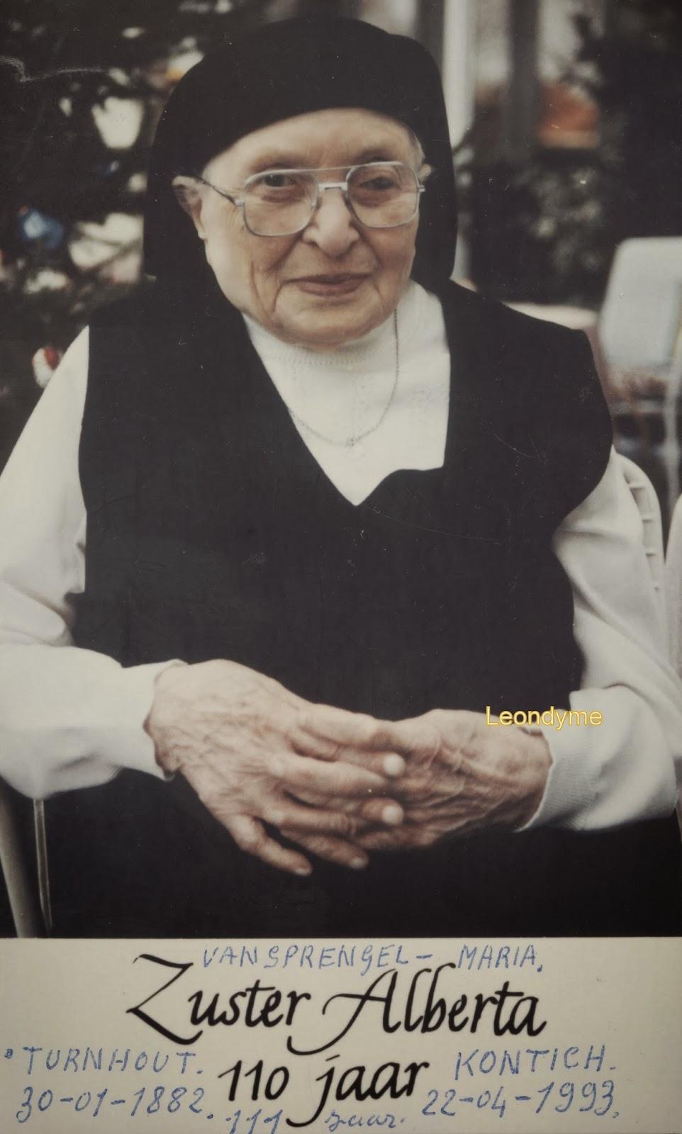 Maria Van Sprengel
