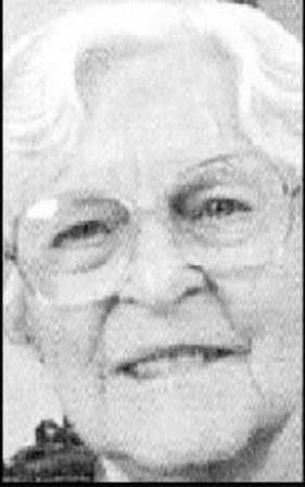 Rosa Alma Evans