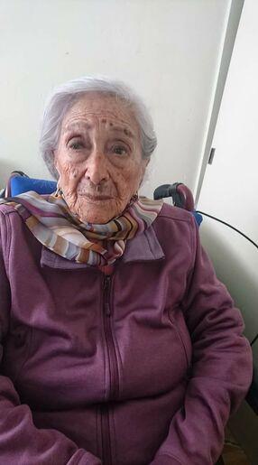 Maria Delfina Cuellar Venegas