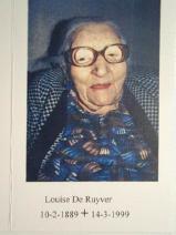 Marie de Ruyver