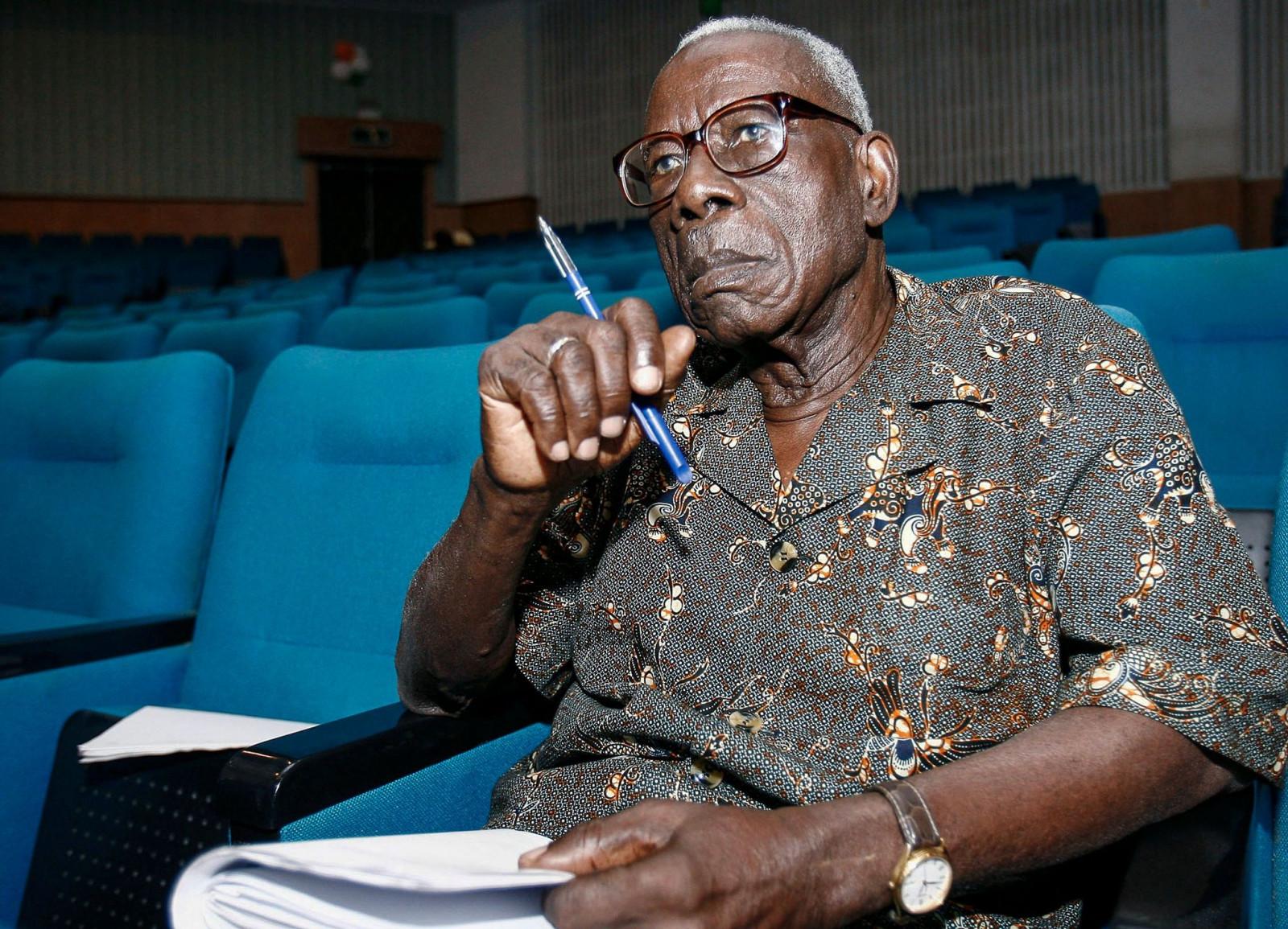 Bernard Binlin Dadie