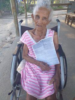 Maria Pereira dos Santos