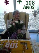Benvinda Marques Matias 108 years old