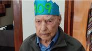 Jose martins 109th birthday
