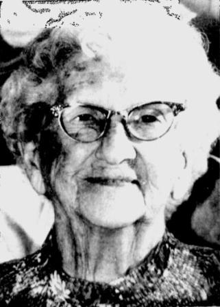 Martha Bailes