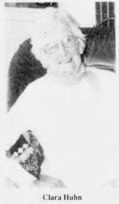 Clara Huhn