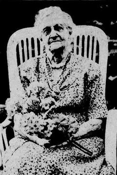 Nellie Scace
