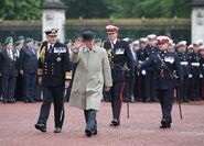 Prince Philip August 2018