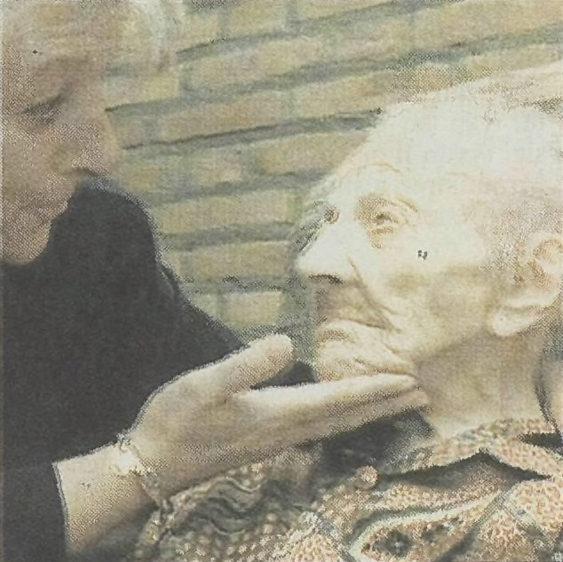 Johanna van Dommelen-Hamer