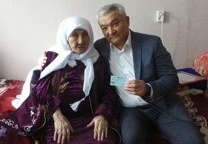 Azhar Omarbayeva